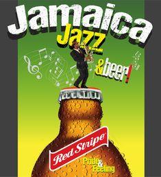 Jamaica, jazz and beer