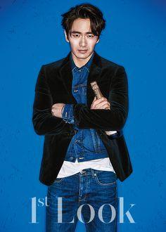 Lee Jin Wook - 1st Look Magazine Vol.86