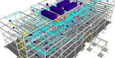 Maquette numérique, traçabilité et travaux futurs - Une maquette numérique CVC
