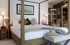 cama con dosel de madera en nuestro catalogo online con fotos de dormitorio