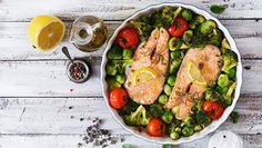 Dr. Joey Shulman makes the journey to a healthy + lean body a little easier with this balanced meal plan for the 2017 Cityline Weight Loss Challenge.