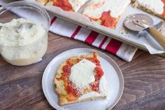 This almond flour pizza crust recipes is a thin crust, is ultra crispy ...