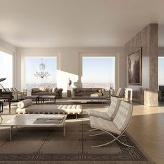 UPTOWN STYLE | THE $95M PENTHOUSE OF DREAMS | http://uptown-style.com