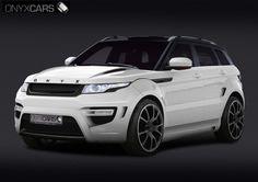 ONYX Range Rover Evoque