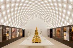 Museo de los Reyes de Bavaria |LED Ceiling Panels