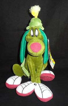 Looney Tunes Marvin Martian dog