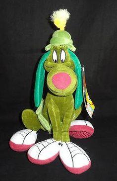 Looney Tunes Marvin Martian dog