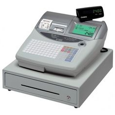 Buy best Casio Te-2200 Cash Register with LCD Display in Just Price:$978.50 at Onlypos.com.au