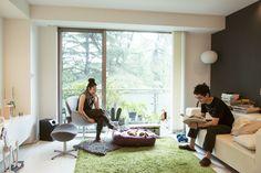 矢野 直子さん 『公園の借景を楽しむリノベーション - ミニマムな空間に引き立つ温かみのある暮らし』 / INTERVIEWS / LIFECYCLING -IDEE-
