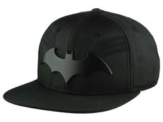 DC Comics Batman Emblem Snapback Cap