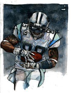 Steve Smith - Carolina Panthers