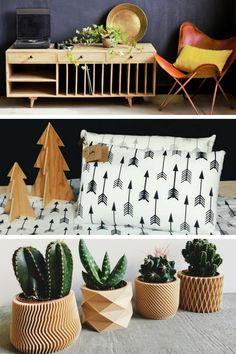 ETSY : une alternative IKEA pour du mobilier personnalisé, de la décoration et des créations uniques