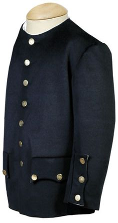4750710b8bbc4e Sack Coat- Crinoline; male; lounging jacket- more loose and comfortable  with no