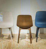 Chaise design, IKEA x HAY