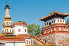 Chengde Mountain Resort, Emperor Qianlong's old summer digs