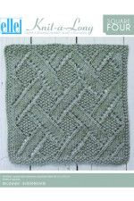 KAL Square 4 Knitting Patterns, Rugs, Home Decor, Farmhouse Rugs, Knitting Paterns, Cable Knitting Patterns, Interior Design, Knit Patterns, Home Interior Design