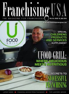Food Franchises in the USA - One of the Best Franchising Options!