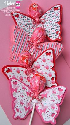 60 amazingly sweet Valentine's Day treats for kids - Hike n Dip . 60 amazingly sweet Valentine's Day treats for kids – Hike n Dip Valentines Day Treats, Valentines Day Decorations, Valentines For Kids, Valentine Day Crafts, Holiday Crafts, Homemade Valentines, Valentine Ideas, Butterfly Gifts, Butterfly Party