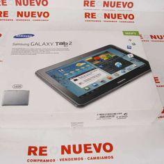 #Tablet #SAMSUNG #TAB 2 #WIFI 10.1 E268553 de segunda mano | Tienda de Segunda Mano en Barcelona Re-Nuevo #segundamano