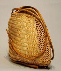 Basket by Honma Kazuaki