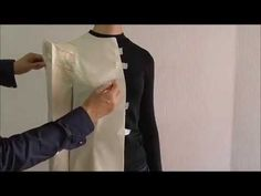 TR Cutting School-Online Class-Knotted Pocket - YouTube