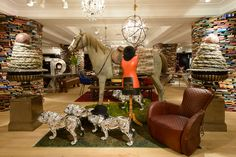 Timothy Oulton now open at Harrods! | Timothy Oulton