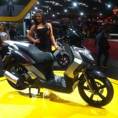 Scooter DAFRA CITYCLASS 200i ... Salão 2013