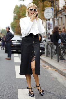 El poder de las faldas. Otoño / Invierno 2014. www.christina-bo.com