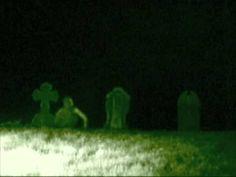 Mind boggling ghost video .