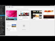 ▶ WordPress Widgets - Including Live Preview - WP 3.9 and Above