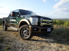 REVIEW 2015 Ford Super Duty F-350 King Ranch 4X4 | Ford-Trucks.com | Power Stroke diesel F350