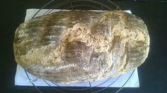 Dinkel-Weizen-Sauerteigbrot