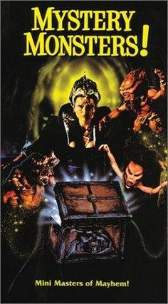 Mystery Monsters 1997