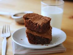 The Best Protein Brownies from The Iron You