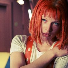 Milla Jovovich ad Leeloo in The Fifth Element