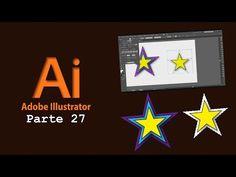 (544) Adobe Illustrator 27) Desplazamiento de objeto - YouTube Illustrator Tutorials, Adobe Illustrator, Logos, Illustration, Youtube, Objects, Logo, Illustrations, Youtubers