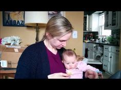 This Baby's Reaction To Her Mother Eating Chips Should Put A Smile On Your Face - NewsLinQ