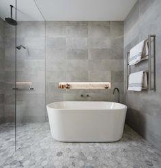 Bathroom by hollierstudio.com.au