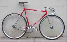 Ciocc Enemy track time-trial bicycle (c.1990-Italy)