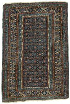 Chi-Chi rug   --198cm. x 132cm. (6ft.6in. x 4ft.4in.) I Christie's Sale 9302