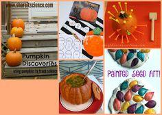 Pumpkin Activities via Crafty Moms Share
