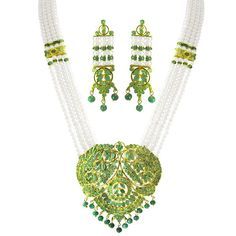 The JPearl Mayer Necklace with semi precious stones is worth the investment.