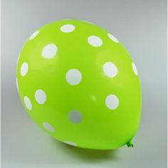 Ultra tendance ! Ces ballons brillants à pois font faire fureur comme déco de salle Parfaits pour vos soirées d'anniversaires, de mariage ou vos fêtes en amis.