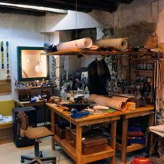 Workshop, Desk, Furniture, Home Decor, Atelier, Desktop, Decoration Home, Room Decor, Work Shop Garage