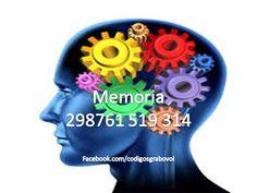 Codigos Grabovoi: Memoria