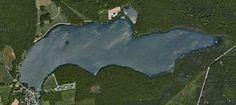 Etang de la Poitevinière – Lac privé – Loire-Atlantique (44)