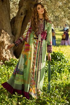 a77df58594 Eid Collection, Summer Collection, 3 Piece Suits, Collections, Modern  Design, Kimono Top, Lawn, Saree, Spring Summer