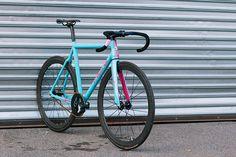 Chris Pino's Stoemper Track Bike