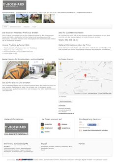 Bosshard Metallbau, Brütten, Gittertrennwände, Winterthur, Carport, Treppen, Metallzäune