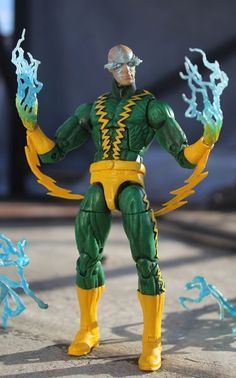 Electro (Marvel Legends) Custom Action Figure